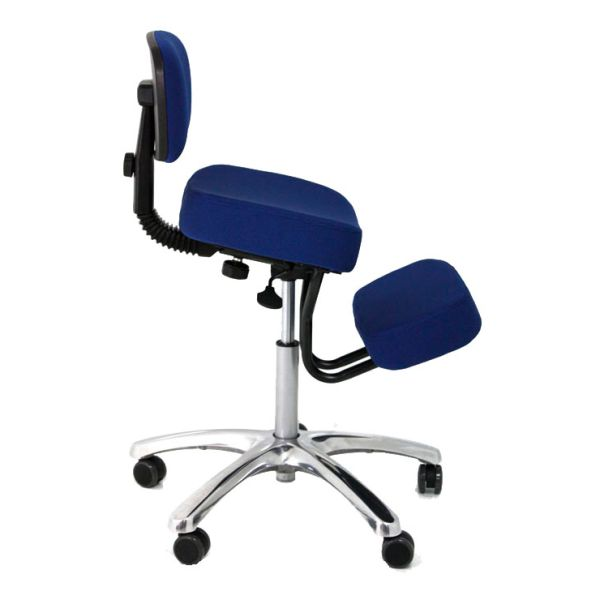 ergonomic chair betterposture saddle chair. betterposture jazzy kneeling chair with backrest sports supports mobility healthcare products ergonomic betterposture saddle s